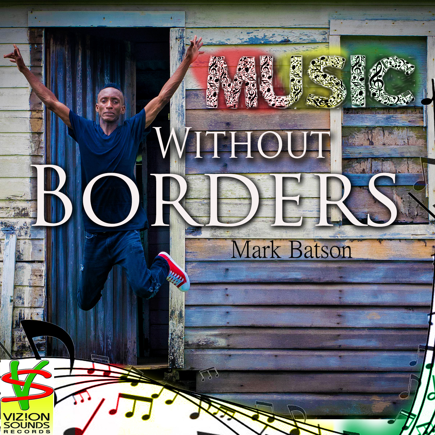 Mark Batson Music Without Borders Album Cover