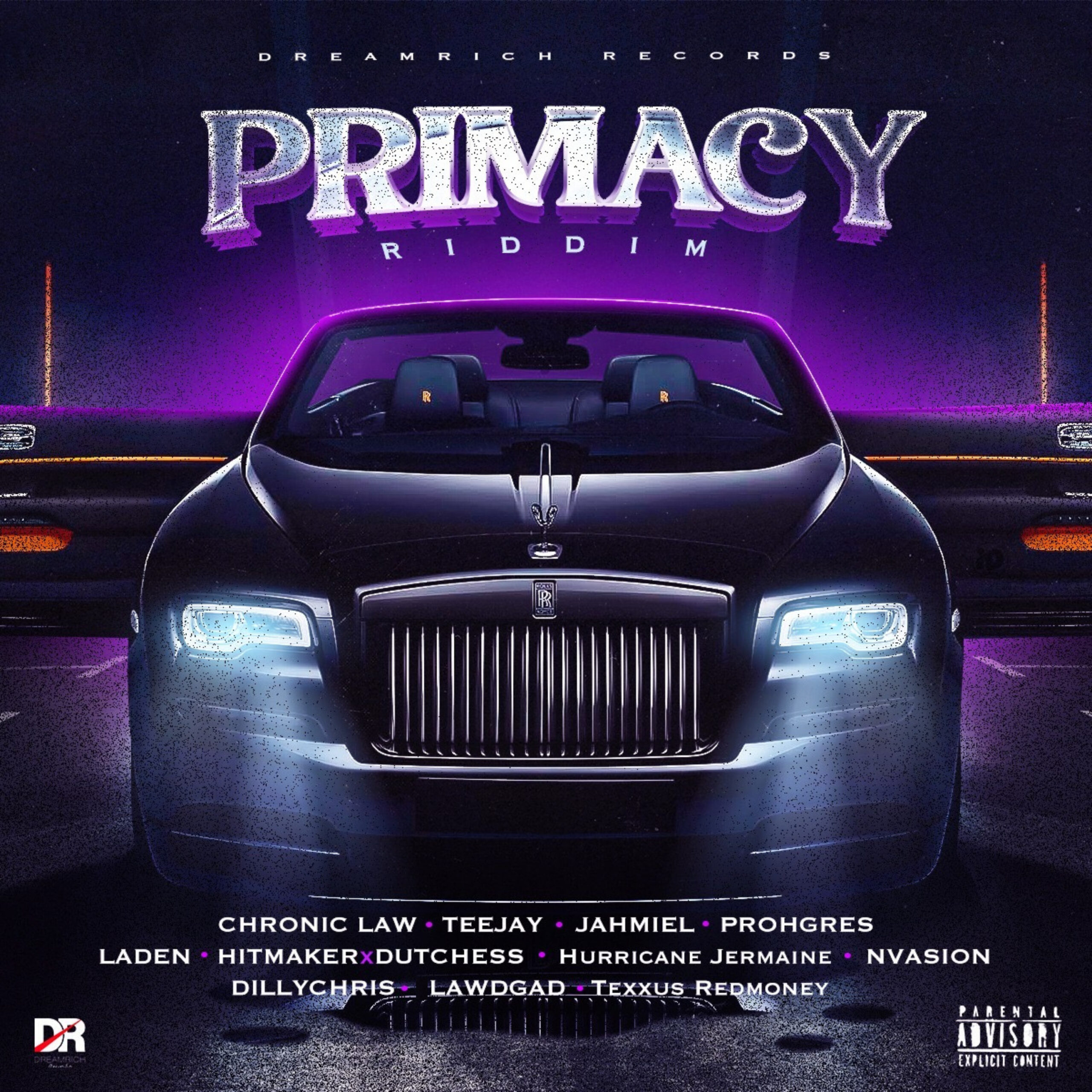 Primacy Riddim – Dreamrich Records
