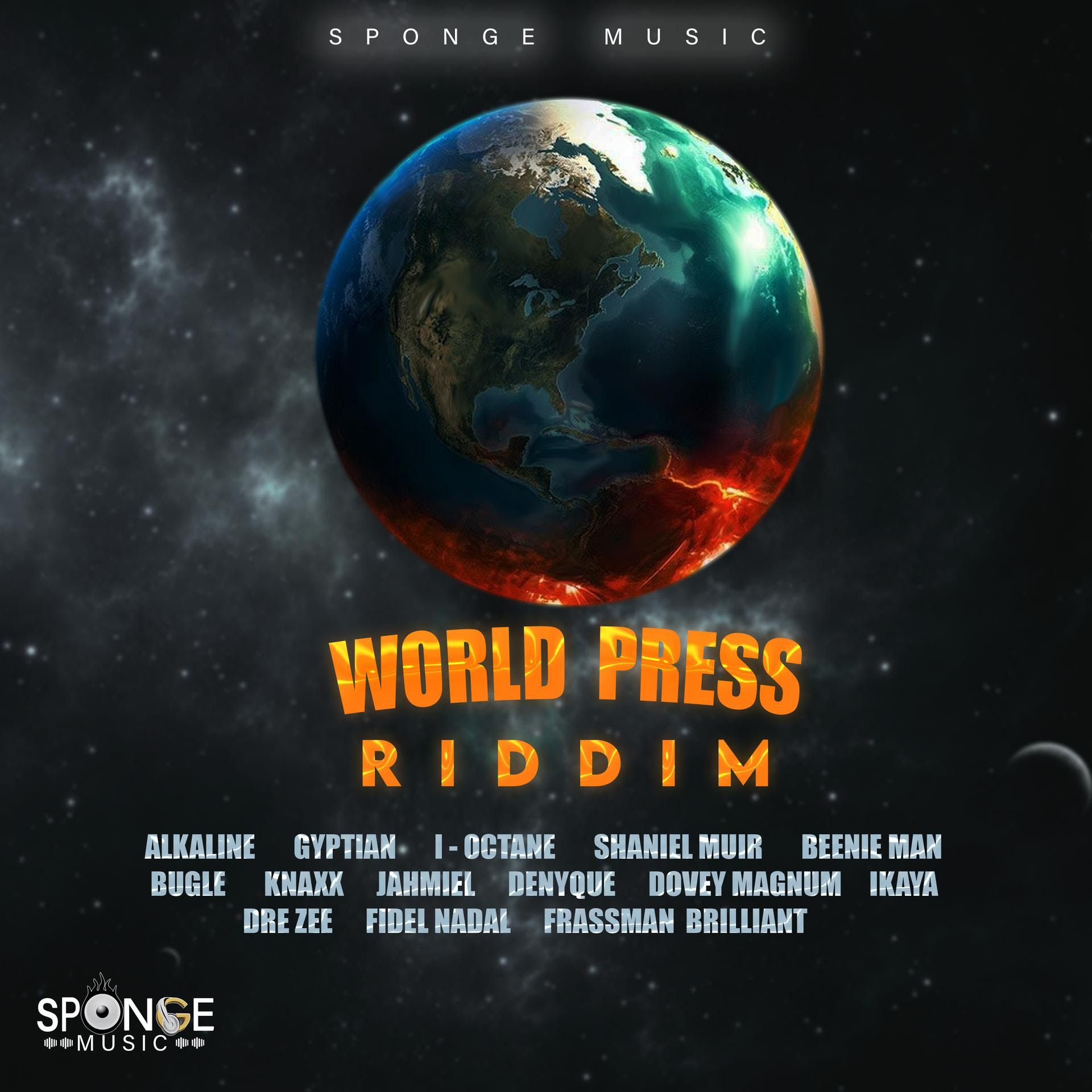 World Press Riddim – Sponge Music
