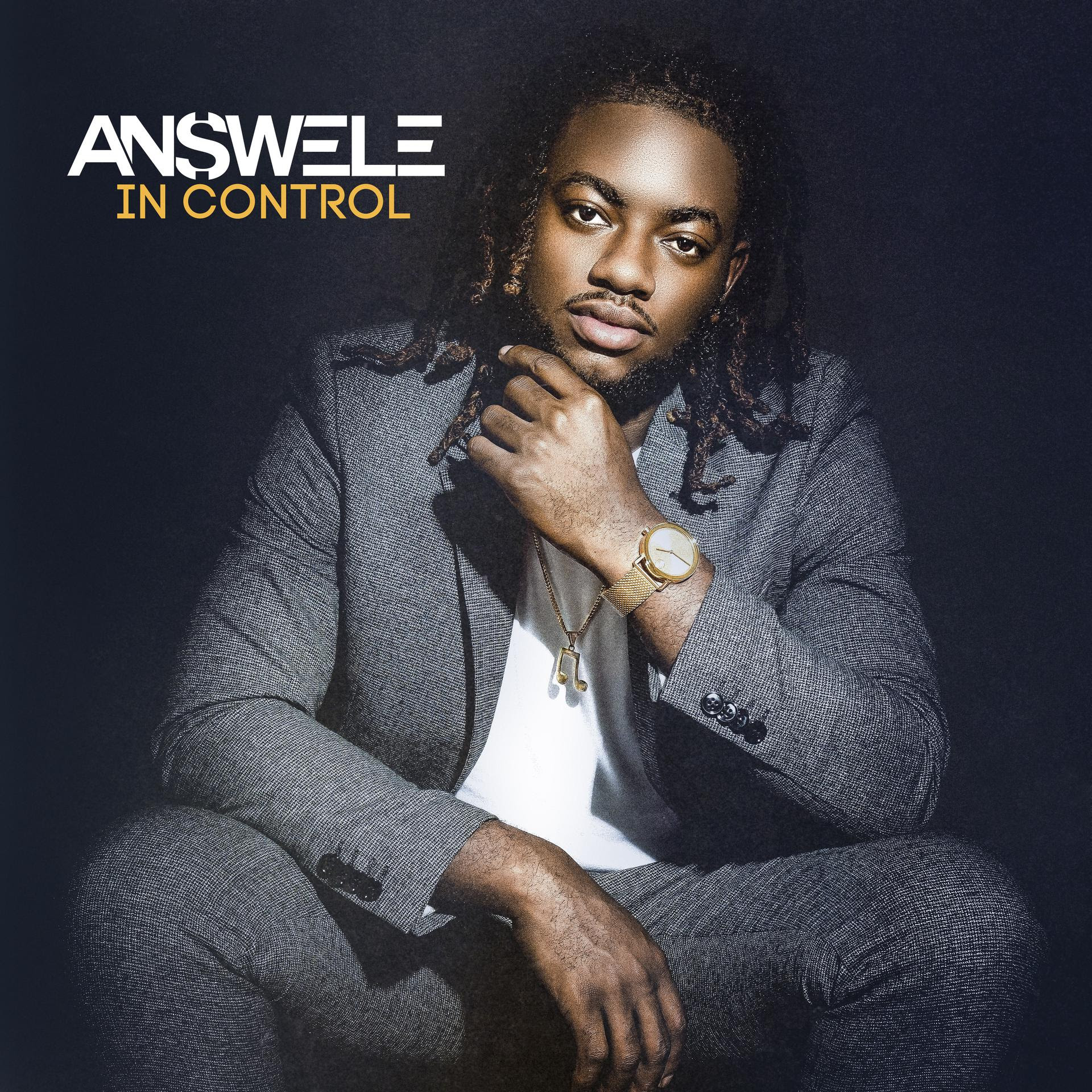 Answele  – 'In Control'  Debut EP