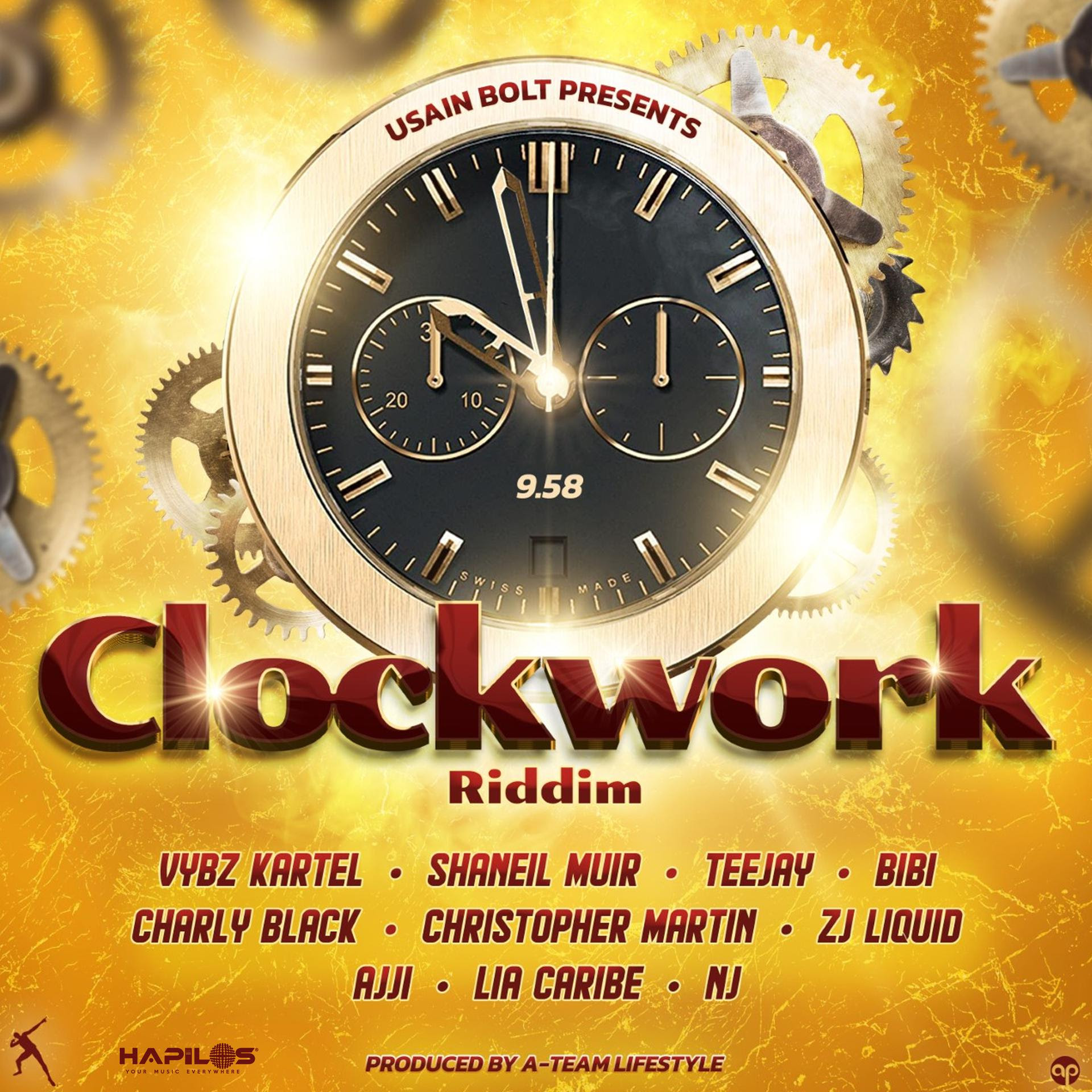 Usain Bolt Presents: Clockwork Riddim